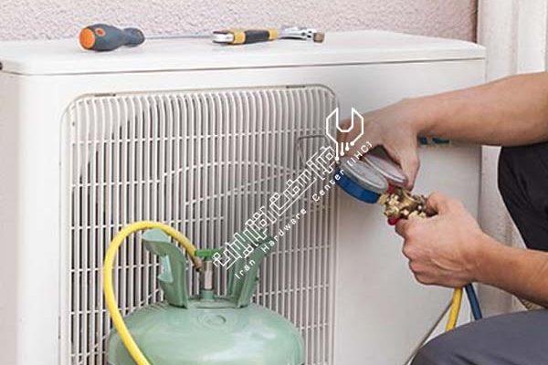 شارژ گاز اسپلیت