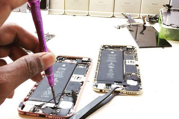 تعمیر موبایل اپل در کرج