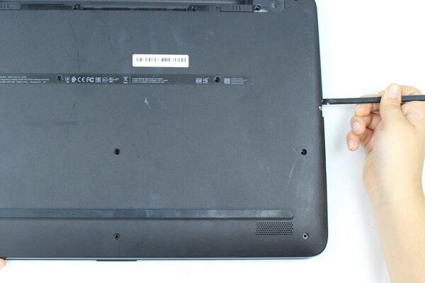 تعمیر لپ تاپ اچ پی در کرج