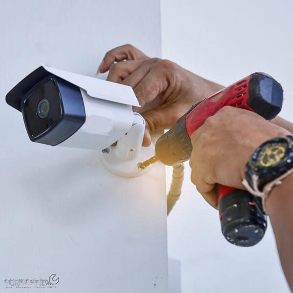 نصب دوربین مدار بسته در کرج