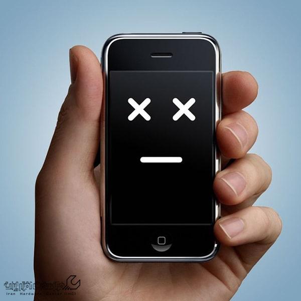 هنگ کردن موبایل