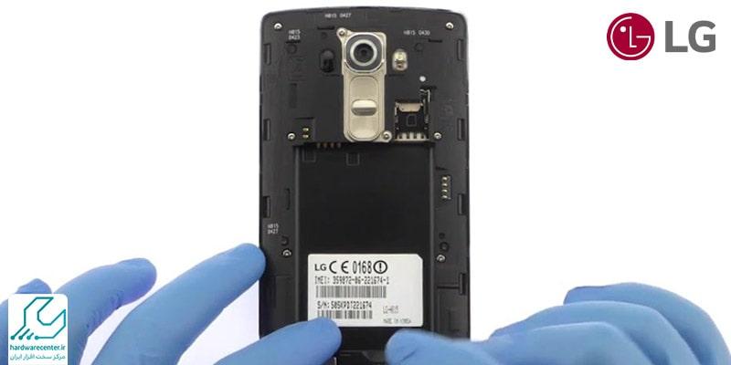 تعمیر موبایل ال جی در کرج