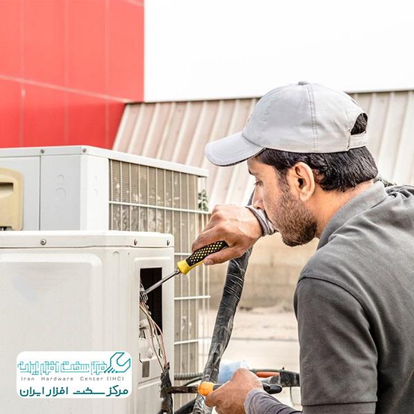 تعمیر کولر گازی در کرج