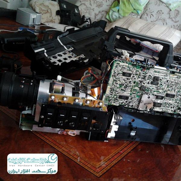 تعمیر دوربین فیلمبرداری در کرج