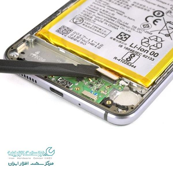 تعمیر مدار شارژ موبایل