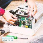 تعمیر برد الکتریکی کولر گازی