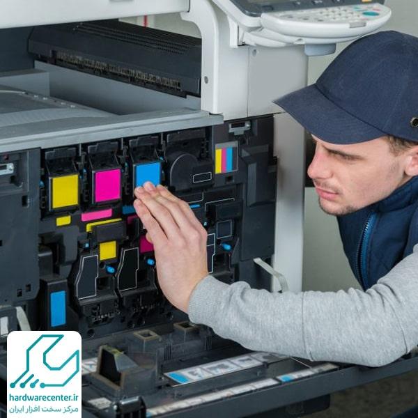 تعمیر دستگاه کپی کیوسرا در کرج