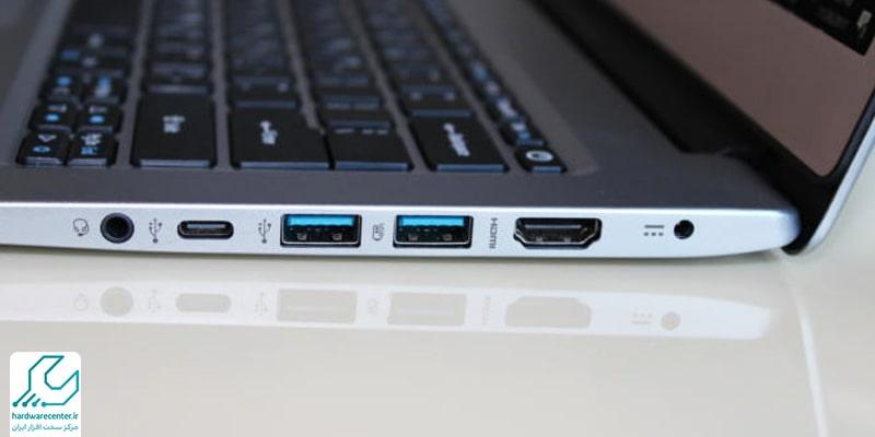 پورت های ورودی و خروجی لپ تاپ